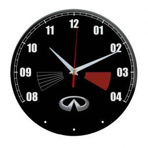 Сувенир – часы Infiniti 5 16