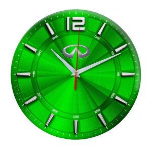 Сувенир – часы Infiniti 5 17