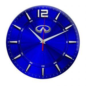 Сувенир – часы Infiniti 5 19