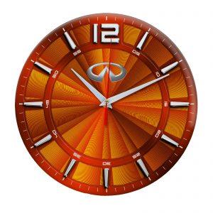 Сувенир – часы Infiniti 5 20