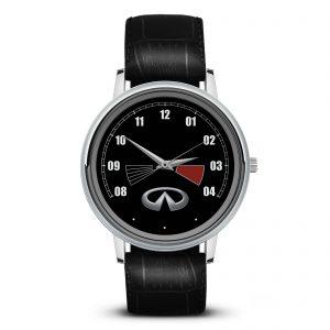 Infiniti 5 наручные часы с символикой