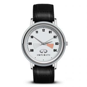 Infiniti часы наручные с эмблемой