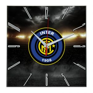 Настенные часы «В лучах славы Inter»