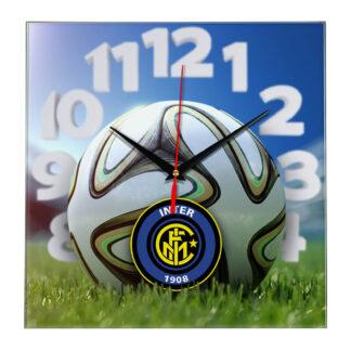 Настенные часы «На стадионе Inter»