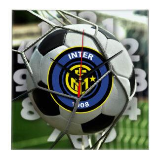 Настенные часы «С логотипом Inter»
