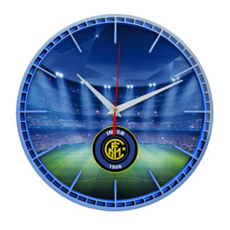 Настенные часы «Сувенир для фаната Inter»