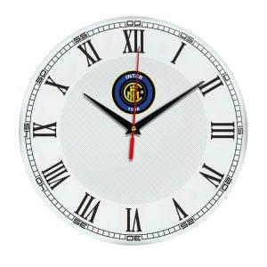 Настенные часы «с символикой Inter»