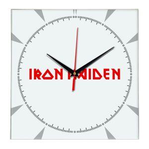 Iron maiden настенные часы 2