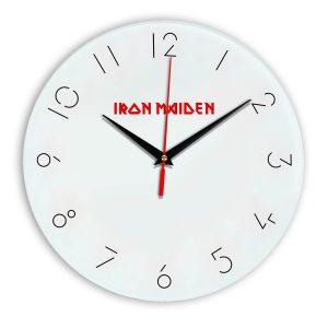 Iron maiden настенные часы 5