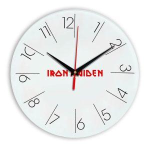 Iron maiden настенные часы 6