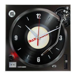 Iron maiden настенные часы 7