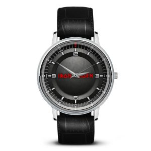 Iron maiden наручные часы 4