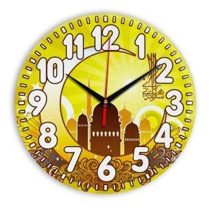 мусульманские часы настенные Ислам Islam004