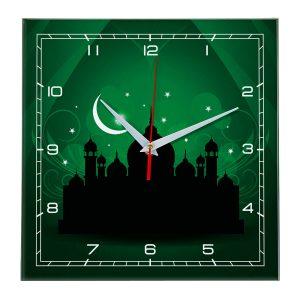 мусульманские часы настенные Ислам Islam005