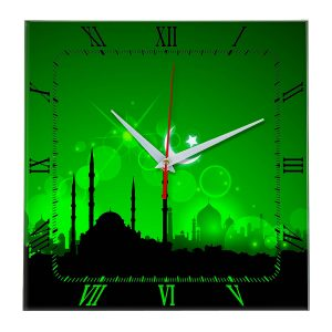 мусульманские часы настенные Ислам Islam006
