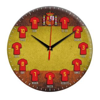 Настенные часы ispan-2018rus