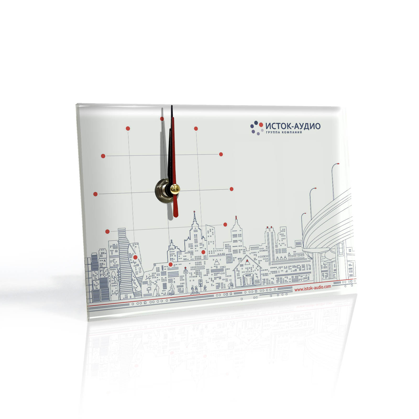 Настенные часы «istok-n»