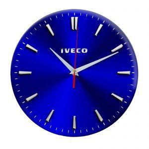 Сувенир – часы Iveco 08
