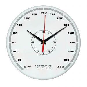 Сувенир – часы Iveco 14