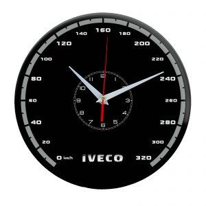 Сувенир – часы Iveco 15