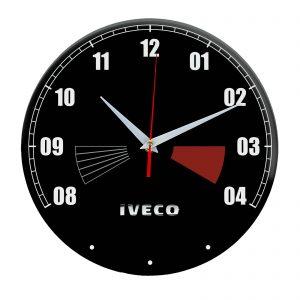 Сувенир – часы Iveco 16