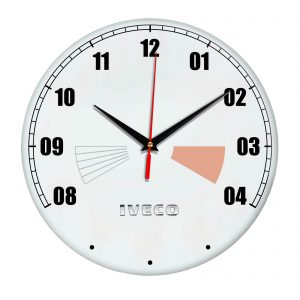 Сувенир – часы Iveco 17