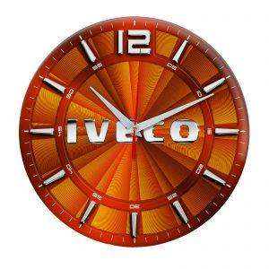 Сувенир – часы Iveco 23