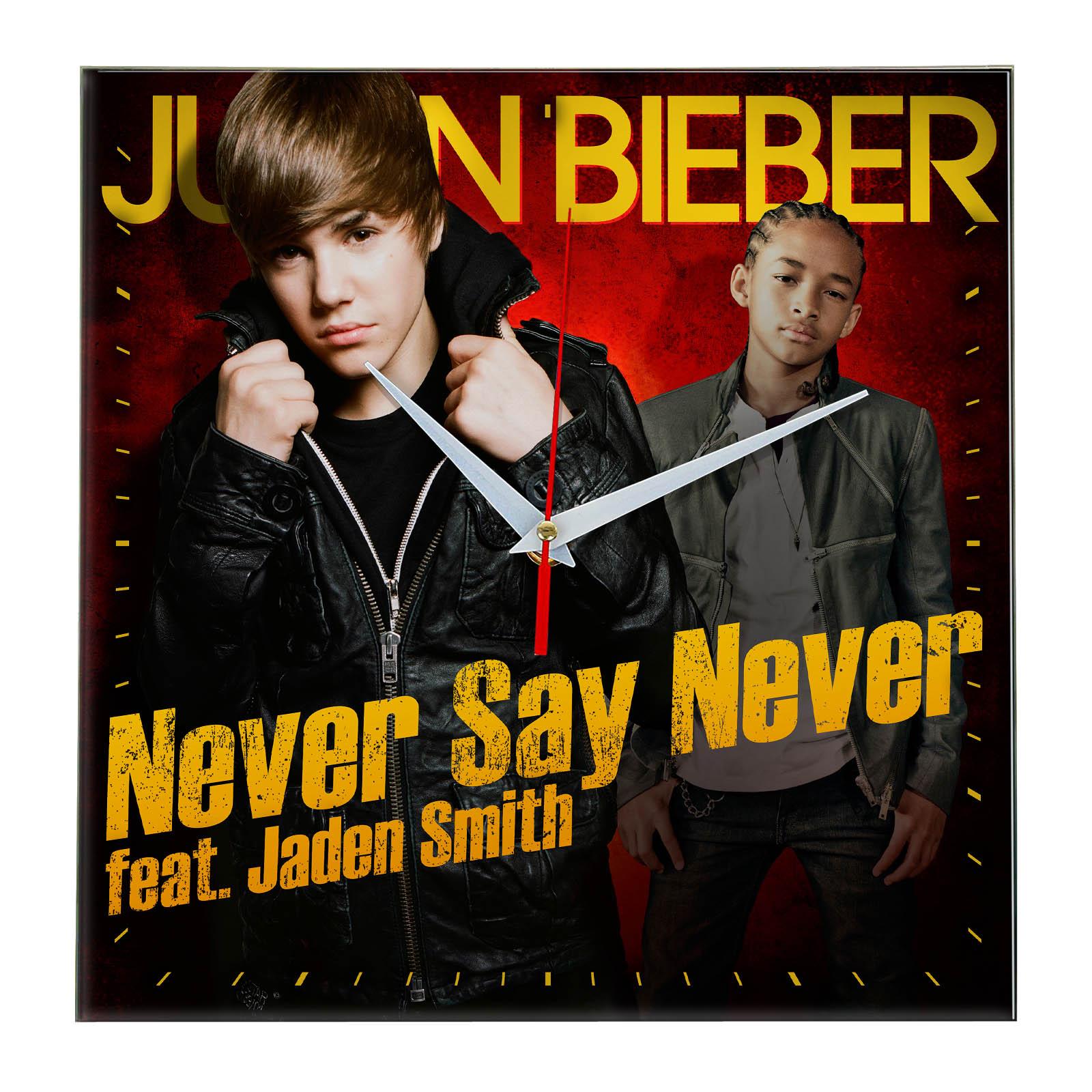 Настенные часы «jbieber»