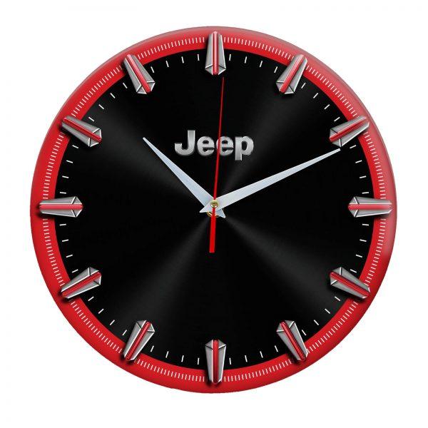 Сувенир – часы Jeep 06