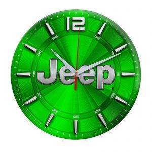 Сувенир – часы Jeep 21