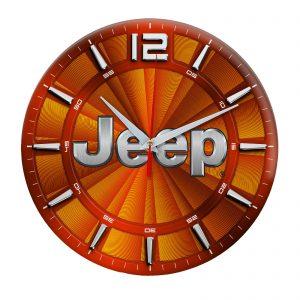 Сувенир – часы Jeep 23