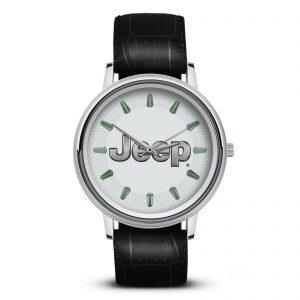 Jeep автомобильный бренд на часах