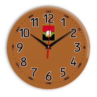 Часы с логотипом Кемерово 10