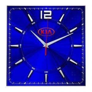 Сувенир – часы Kia 03