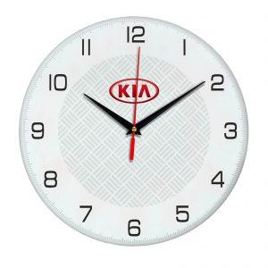 Сувенир – часы Kia 04