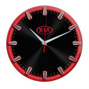 Сувенир – часы Kia 06