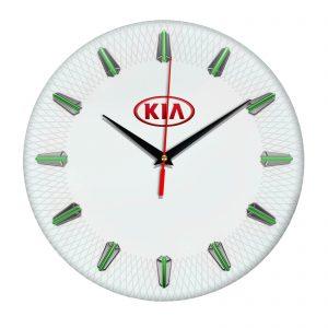 Сувенир – часы Kia 07
