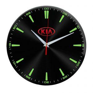 Сувенир – часы Kia 10