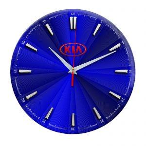 Сувенир – часы Kia 12