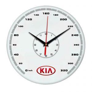 Сувенир – часы Kia 14