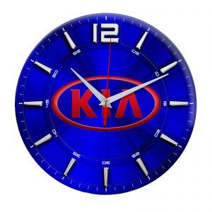 Сувенир – часы Kia 22