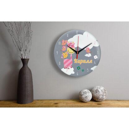 Часы персонализированные «Кирилл»