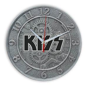 Kiss настенные часы 1