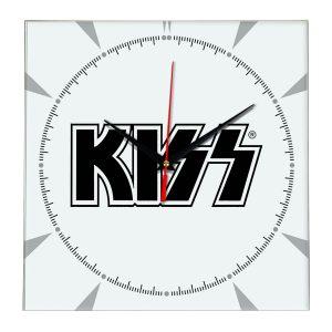 Kiss настенные часы 2