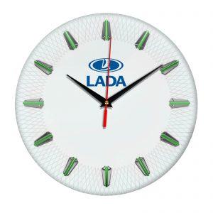 Сувенир – часы Lada 3 07