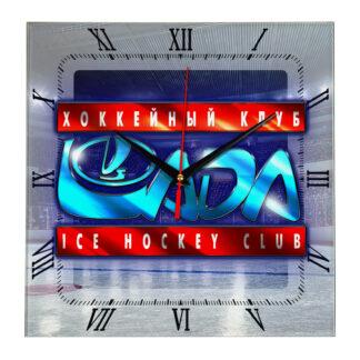 атрибутика — часы хоккейного клуба Lada Togliatti 2 01