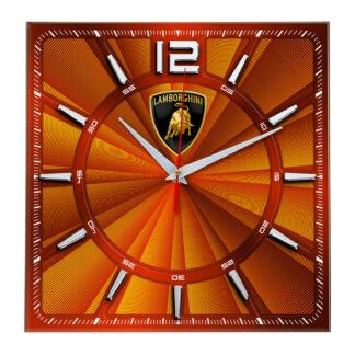 Сувенир – часы Lamborghini 02