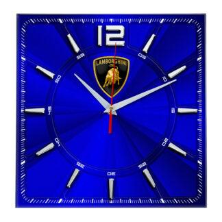 Сувенирные часы Lamborghini 03