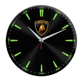 Сувенир – часы Lamborghini 10