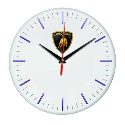 Настенные часы Lamborghini 11